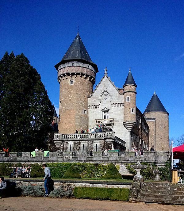 chateau perche